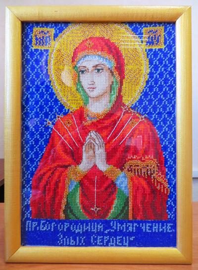 Конкурс православной иконописи